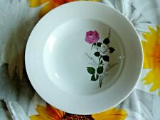 Suppenteller KAHLA Blumenmuster Rosen