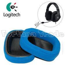 Original Logitech Gamer Ohr Polster passend für G PRO Headset Kopfhörer