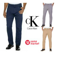 NEW!!! Calvin Klein Men's Stretch Flexible Waistband Pants Size & Color VARIETY