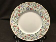 "Villeroy & Boch Virginia Salad Plate 8 1/2"" Dia New Stickers Sold Individually"