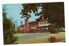 NJ Marmora New Jersey vintage post card Tuckahoe Inn Beesley's Point