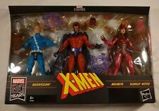 Marvel Legends X-Men Family Matters MAGNETO QUICKSILVER & SCARLET WITCH