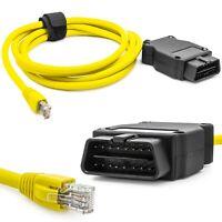 ENET Ethernet Interface Codierung RJ45 OBD Programmierung Diagnose für BMW F