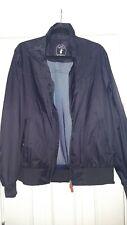 Save The Duck Mens Water Repellent Ultra Light Jacket Black M Raincoat