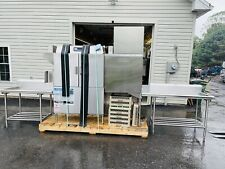 Hobart Cl44e Conveyor Dishwasher Accessory Bd Dryer With Drain Tables Amp Racks