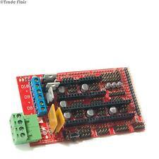 Rampe 1.4 Control Board-Reprap 3d STAMPANTE SCUDO Arduino Mega Pololu