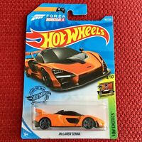 Hot Wheels Mattel McLAREN SENNA Forza Horizon 4 Edition Car Toy Brand NEW