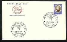 Italia 1976 : Piazzetta - FDC Cavallino / 1° giorno di emissione