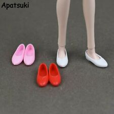 Simple Flat Shoes For Blythe Dolls Flat Casual Shoes For Licca Mini Shoes 1/6