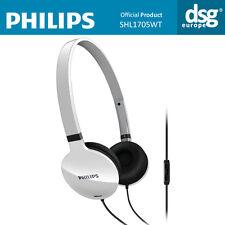 Philips SHL1705WT Auriculares Diadema con Auriculares Ligero-Blanco