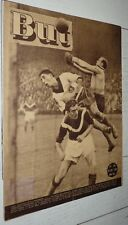 BUT 29-10 1946 N°36 FOOTBALL LOSC-STRASBOURG CYCLISME COPPI BOXE RUGBY JEU XIII