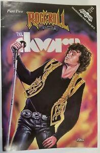 Rock N' Roll Comics #27 - The Doors (Part 2), First Printing 1991