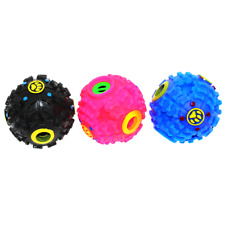 Giggle Balls for Pets Dogs Treat Sound Activity and Training Toy