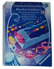 Ravensburger 18281 Disney Princess Cinderella: Freundschaftsbändchen Bastel Set