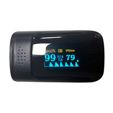 TUFF LUV Fingertip Pulse Oximeter Oxygen Heart Rate Monitor & Saturation