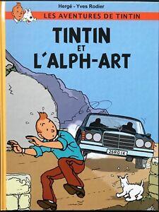 Tintin et l'alph-art De Rodier - 62 Pages - Couleur