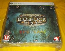 BIOSHOCK 2 EDIZIONE SPECIALE XBOX 360 Versione Italiana ○○ NUOVO SIGILLATO