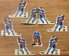 1960's Munro /Tudor Table Hockey Players Toronto Maple Leafs With Extra Attacker