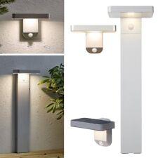 LED Lampada Solare 200lm Extra Chiaro con Sensore di Movimento Giardino Esterno
