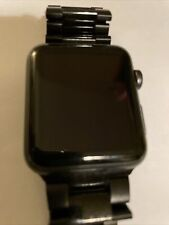 Apple Watch Series 1 - A1803 - 42mm - GPS - Space Gray - Works, Preowed