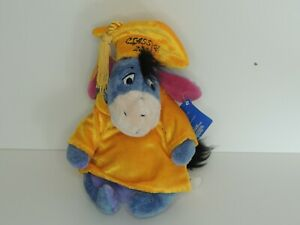 Disney Eyeore Class of 2004 Plush Teddy 20cm tall In good condition