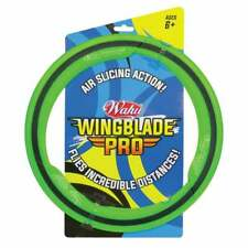 Wahu 33cm Wingblade Pro - Green - Outdoor Beach Flying Ring