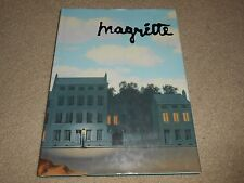 Rene MAGRITTE by Jacques Meuris Coffee Table Book Surrealism Surrealist Artist
