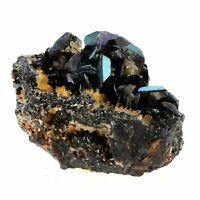 Hematite + Quartz 2740.0 Ct. Rio Marina, Elba Island, Italy