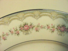 NORITAKE GLENWOOD 5770 FOUR 5-PIECE PLACE SETTINGS EXCELLENT $240 VALUE