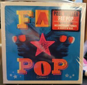 PAUL WELLER FAT POP CD ~ New & Sealed