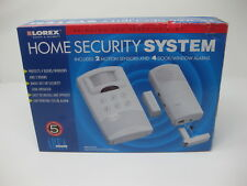 Lorex Area Guard Home Security System AG-2634Z NEW IN BOX
