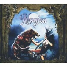 Magica-Wolves & Witches Ltd. ed. CD nuevo embalaje original