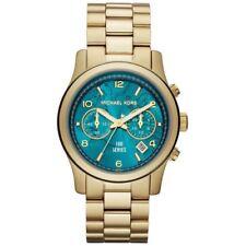 Michael Kors MK5815 Women's Hunger Stop  Gold Stainless-Steel Quartz Watch