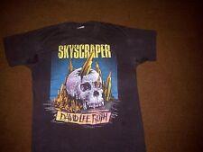 True Vintage David Lee Roth Sky Scraper 1988 Tour