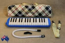 32 Piano Keys Melodica Musical Instrument for Music Lovers w/Carrying Bag