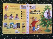 LeYo!: CONNI FEIERT WEIHNACHTEN  von Liane Schneider /  Pappbilderbuch groß / EA