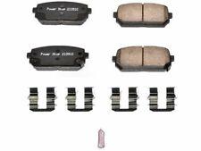 For 2007-2012 Kia Rondo Disc Brake Pad and Hardware Kit Rear Power Stop 35619RC