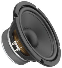 "Monacor 20cm 8"" Bass 210mm 8 Ohm Tiefmittel Lautsprecher Hifi SPH-210"