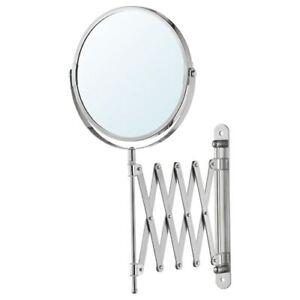 Ikea FRÄCK & TRENSUM Stainless Steel Mirror Bathroom Accessory Small Storage