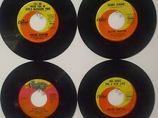 LOT OF 4 ' WAYNE NEWTON  ' HIT 45's    THE 60's&70's!