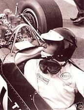 JIM CLARK - Photograph  Grand Prix - F1 Motor Racing GP