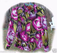 Missoni Floral Blouse NWT Missoni for Target Line  SIZE: XS Multi-Color