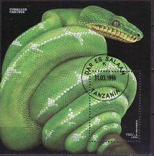 Tanzania 1996 - Slangen/Snakes/Schlangen