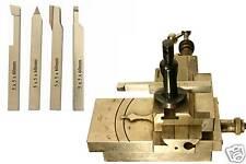 33037 GG-Tools  HSS Drehmeissel 5x5mm Uhrmacherdrehbank
