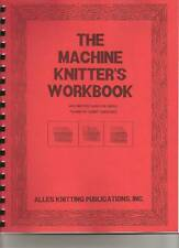 Techniques For Machine Knitting Part 1-76 pages
