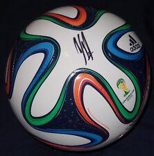 CLINT DEMPSEY SIGNED AUTO BRAZUCA SOCCER BALL USMNT JONES KLINSMANN WORLD CUP ++