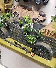 1:6 WWII  German Type 82 Kubelwagen  Ultimate Soldier. 21st century