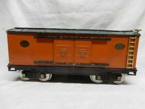PREWAR LIONEL LINES NO. 214 STANDARD GAUGE  BOX CAR