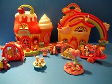 My Little Pony Ponyville Rainbow Dash House & Sweet Shoppe Ponies & Accessories!