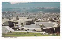 "Berkeley CA ""University Berkeley Lawrence Hall of Science""  Postcard California"